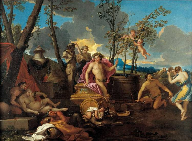 Nicolas Poussin Paintings For Sale