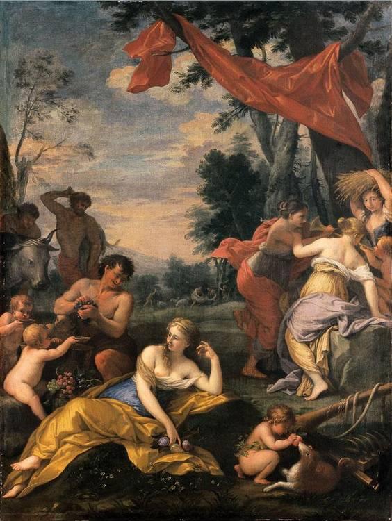 CERCHIA DI PIETRO BERRETTINI, DETTO PIETRO DA CORTONA CORTONA 1596 (?)-1669 ROMA
