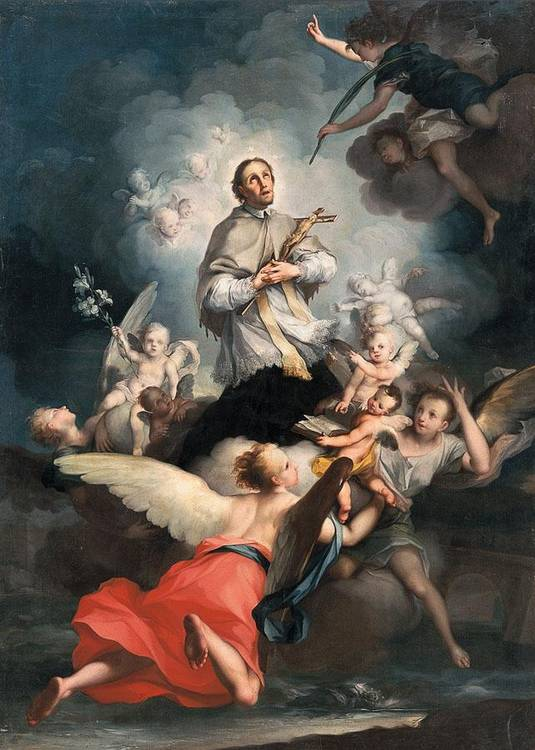 c - IGNAZ STERN, DETTO STELLA MAUERKIRCHEN 1679-1748 ROMA