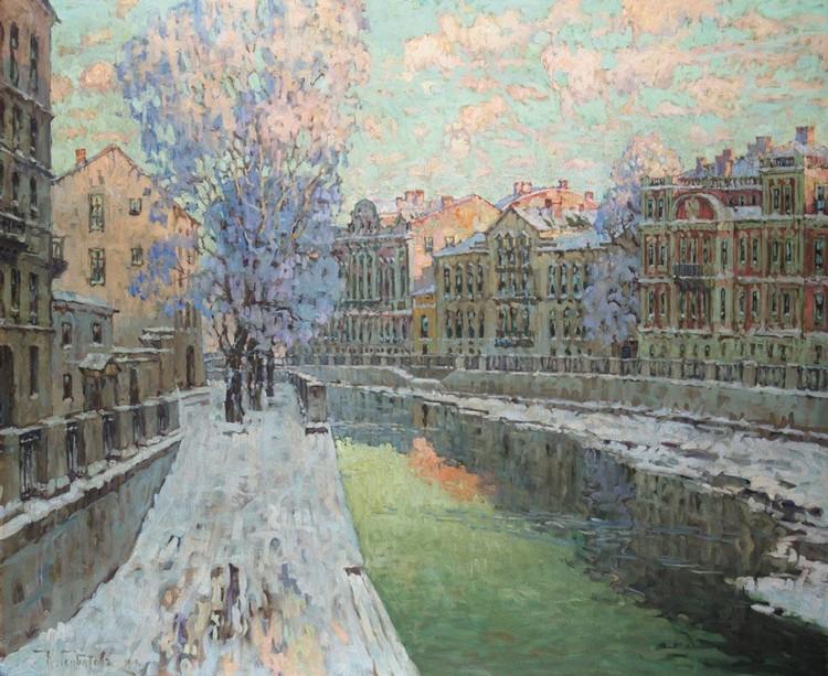 KONSTANTIN IVANOVICH GORBATOV, 1876-1945