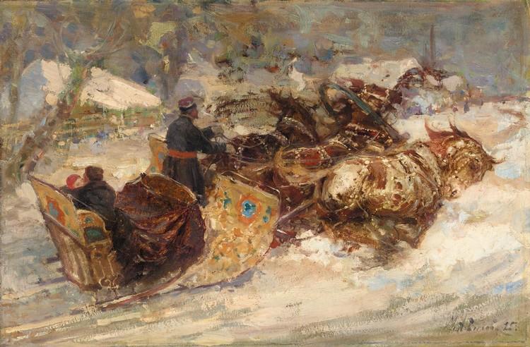 f - MIKHAIL IVANOVICH AVILOV, 1882-1954