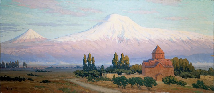 OHANNES ALHAZIAN, 1881-1958