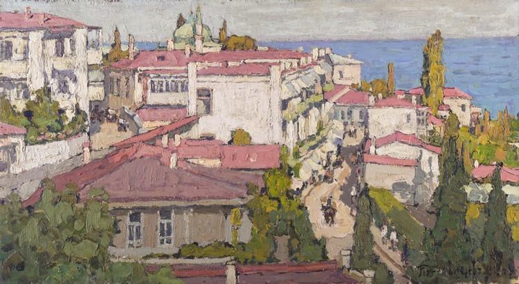 f - PETR IVANOVICH PETROVICHEV, 1874-1947