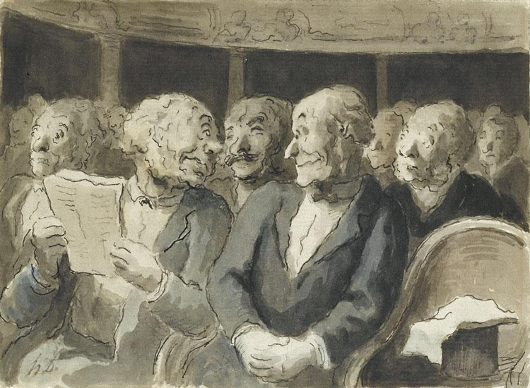 Daumier Honore 3e0di4e47v on Modern House Sketches