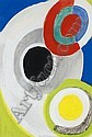 f - SONIA DELAUNAY, Sonia Delaunay, Click for value