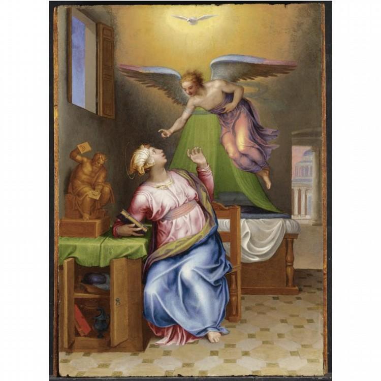 MARCELLO VENUSTI COMO 1512/15-1579 ROMA