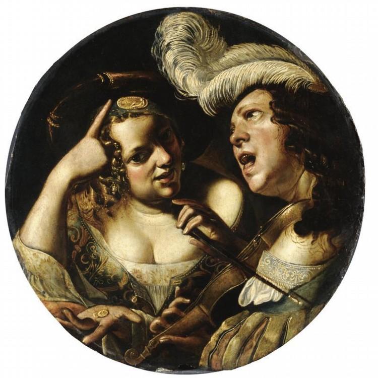 ANGELO CAROSELLI ROMA 1585-1652