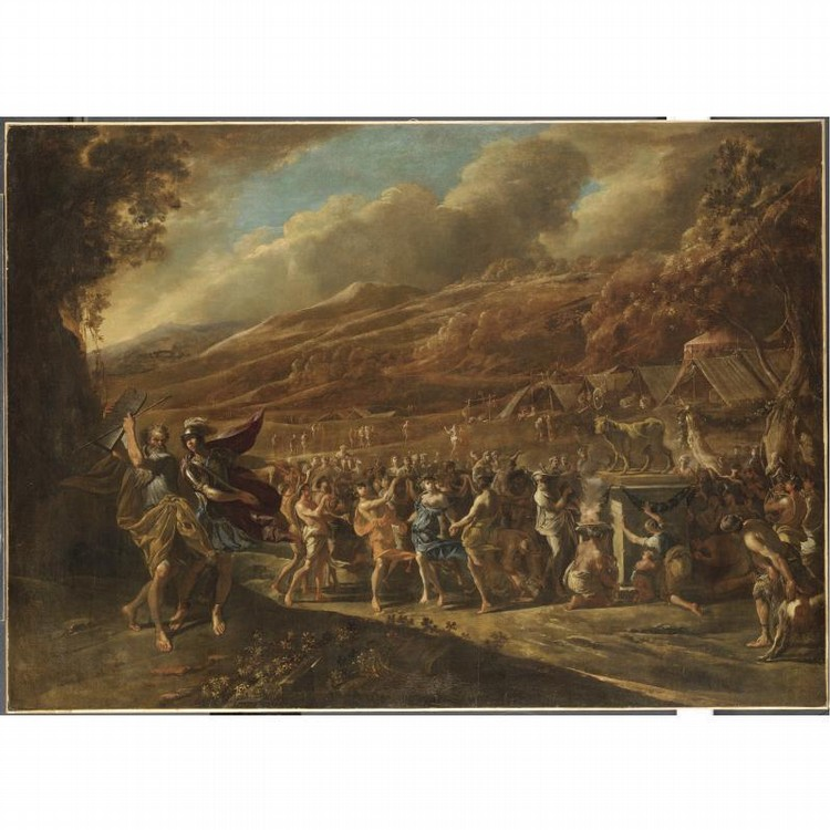 DOMENICO GARGIULO, DETTO MICCO SPADARO NAPOLI 1612-1675