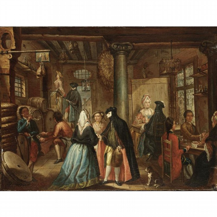 GIUSEPPE DE GOBBIS ATTIVO TRA IL 1772 E IL 1783