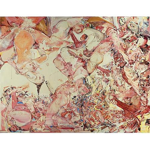 Cecily Brown , Guys and Dolls