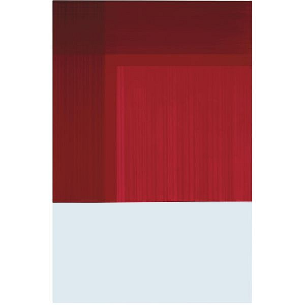 Rachel Howard , b. 1969 Red Painting acrylic and household gloss paint on canvas