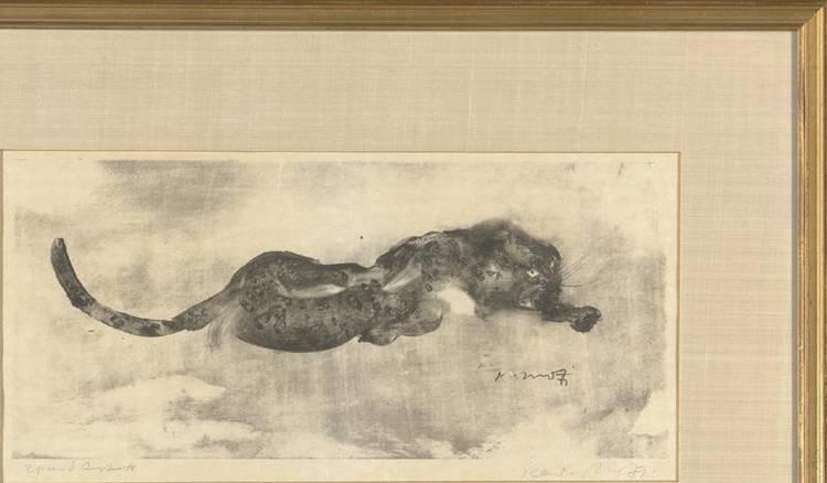 KAIKO MOTI 1921-1989 [PANTHER]