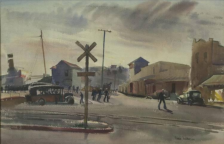 BARSE MILLER 1904-1973