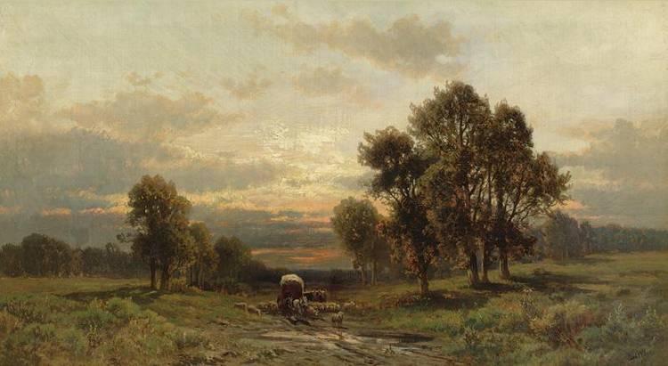CARL WEBER 1850-1921