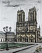 f - BERNARD BUFFET, Bernard Buffet, Click for value