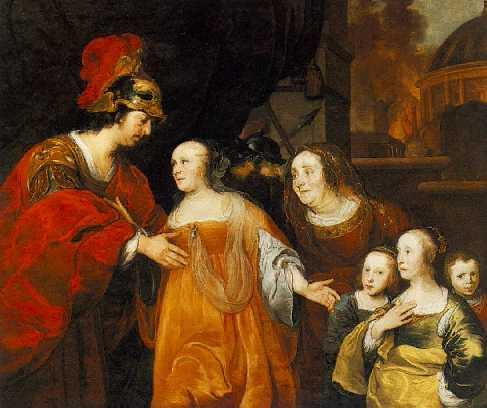 ABRAHAM VAN DEN TEMPEL Leeuwarden 1622 - 1672 Amsterdam