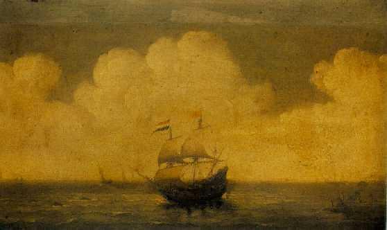 CORNELIS VERBEECQ Haarlem 1590 - 1631
