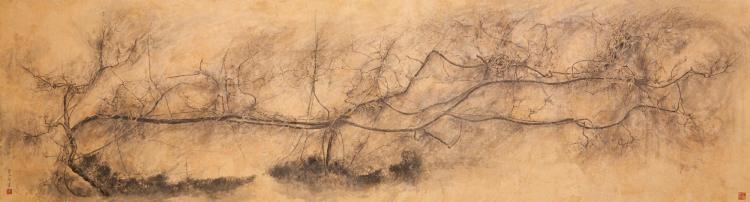 ZENG XIAOJUN | Ancient Ivy in the Villa Giulia of Rome