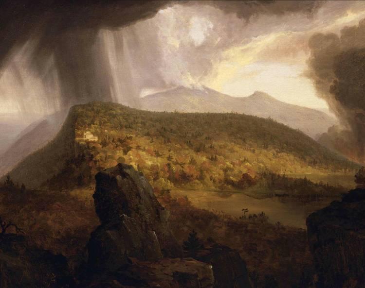 *THOMAS COLE (1801-1848)