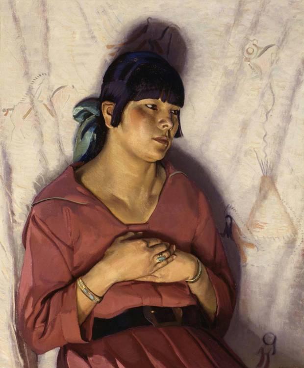 ERNEST BLUMENSCHEIN (1874-1960)