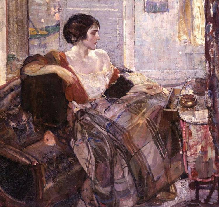 RICHARD EDWARD MILLER (1875-1943)