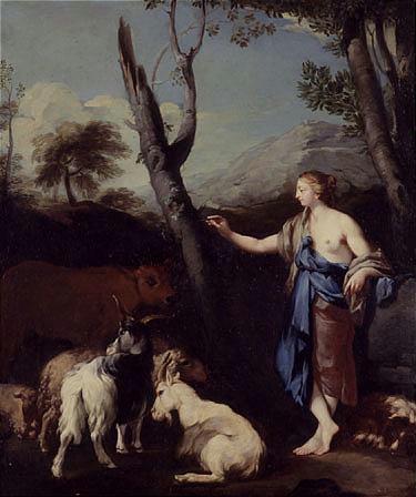 *Francesco Fernandi, called Imperiali (1679-1740)