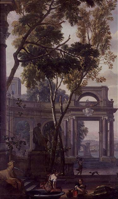 *Isaac de Moucheron (1667-1744)