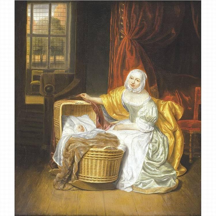 * SAMUEL VAN HOOGSTRATEN DORDRECHT 1627 - 1678