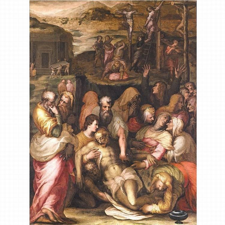 * FRANCESCO MORANDINI, CALLED IL POPPI POPPI 1544 - 1597 FLORENCE