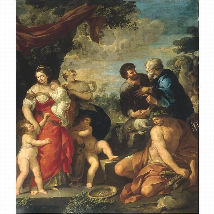 * CIRO FERRI ROME 1633 - 1689