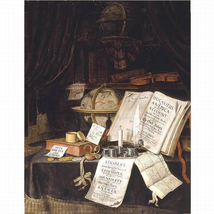 * EDWART COLLIER BREDA, ACTIVE BEFORE 1663 - 1708 LEIDEN (?)