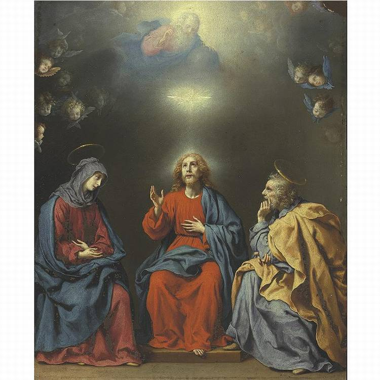 * CARLO DOLCI FLORENCE 1616 - 1687