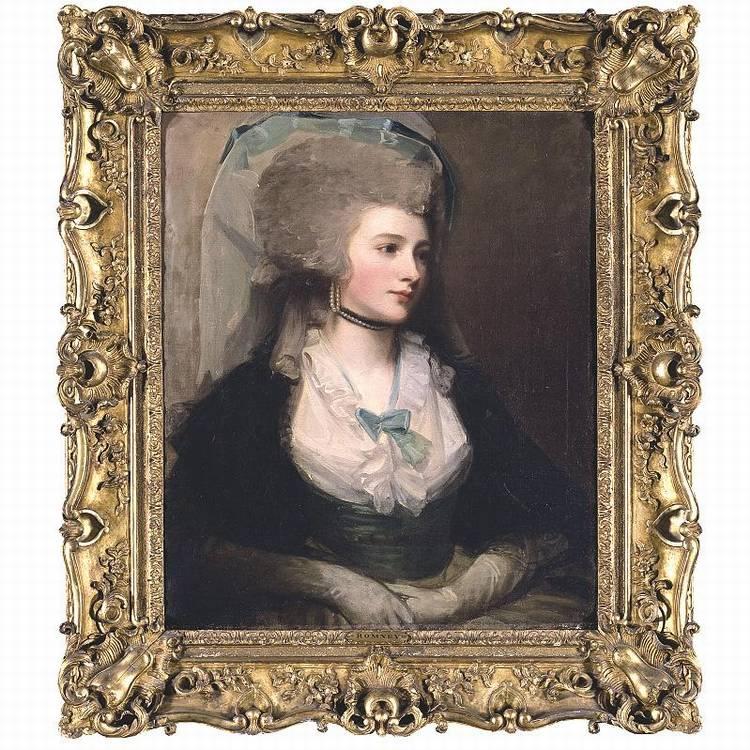 * GEORGE ROMNEY DALTON 1734 - 1802 KENDAL