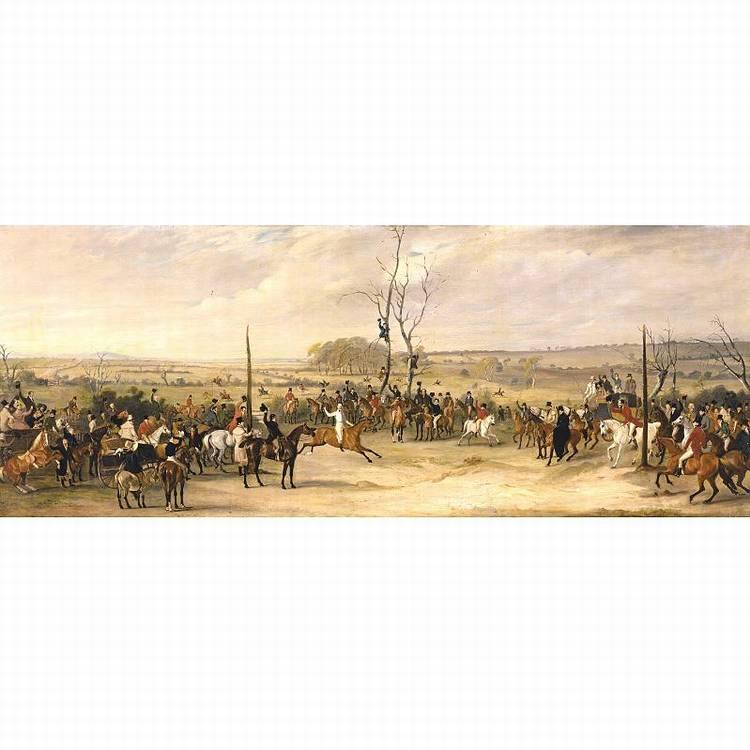 * JOHN FERNELEY SNR. THRUSSINGTON, LEICS 1782- 1860 MELTON MOWBRAY, LEICS