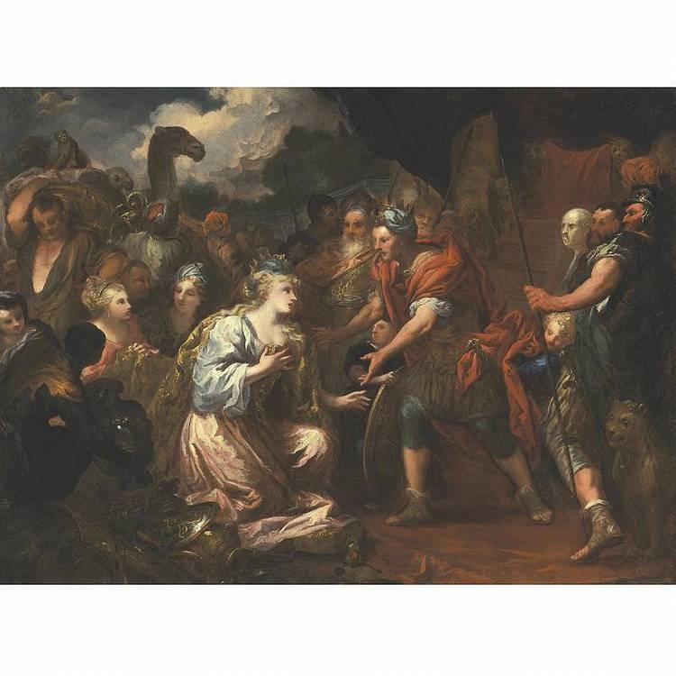 * PIETRO DANDINI FLORENCE 1646 - 1712