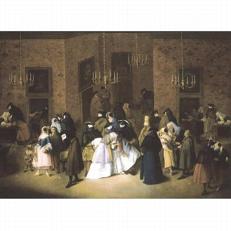* PIETRO LONGHI VENICE 1701- 1785