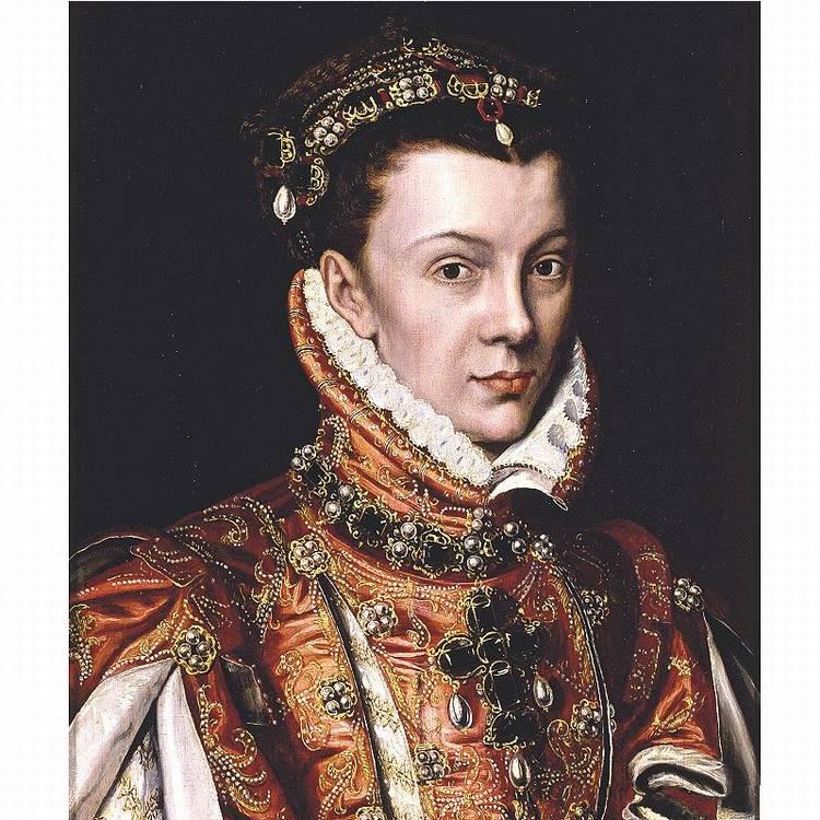 * ALONSO SÁNCHEZ COELLO BENIFAIRÓ DEL VALLS, VALENCIA 1531/2 - 1588 MADRID