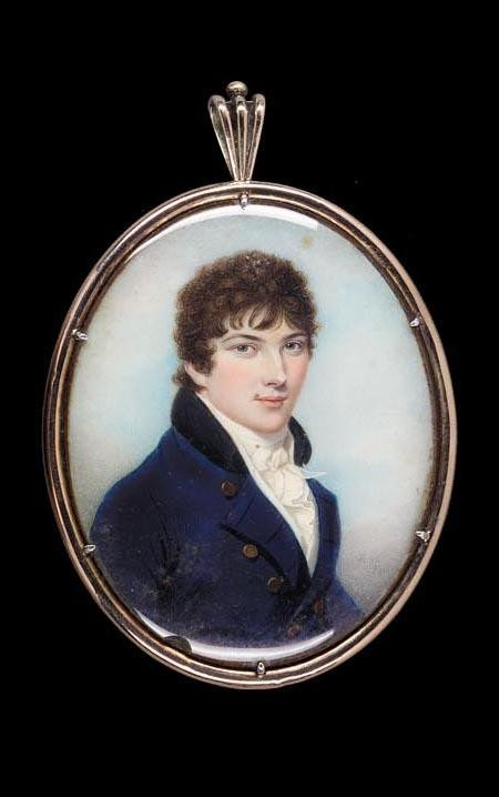 f - SAMPSON TOWGOOD ROCH 1759-1847 PORTRAIT OF SIR HENRY KING