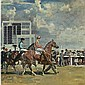 SIR ALFRED JAMES MUNNINGS, P.R.A., R.W.S., Sir Alfred Munnings, Click for value