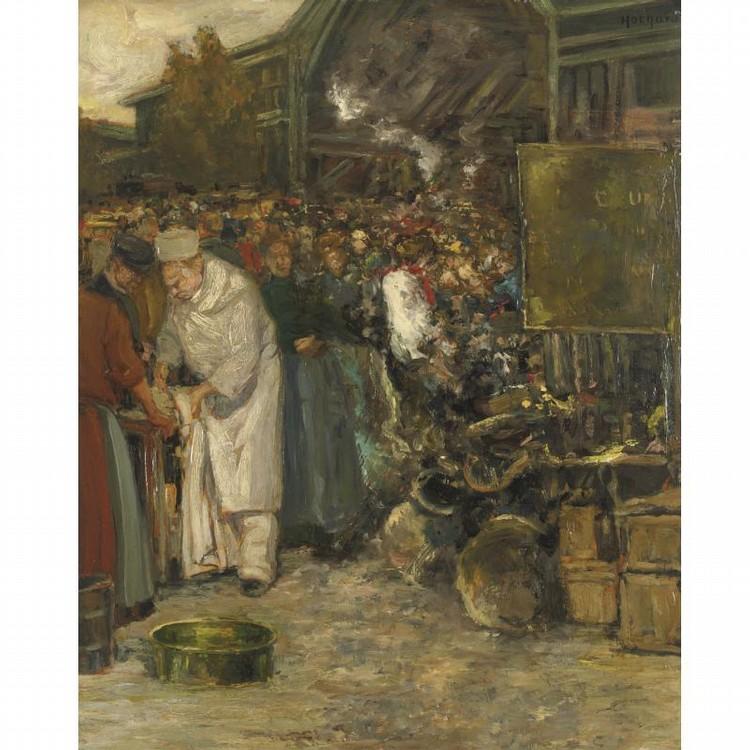 GASTON HOCHARD 1863-1913