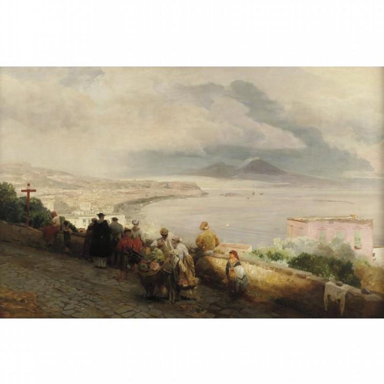 OSWALD ACHENBACH DÜSSELDORF 1827 - 1905