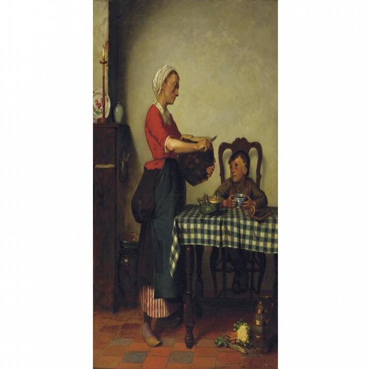AGAPIT STEVENS 1849-1917