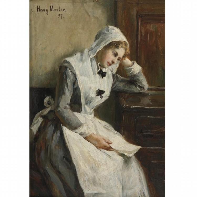 HENRY MOSLER 1841-1920