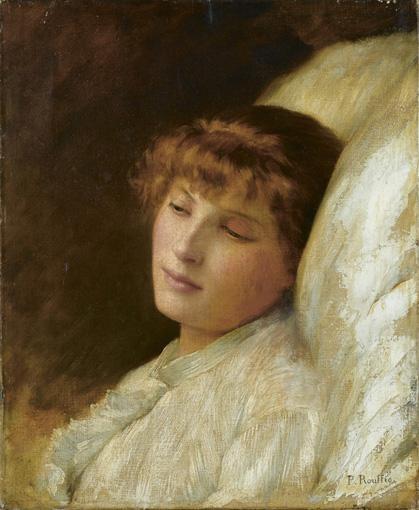 ALBERT-ALEXANDRE-PAUL ROUFFIO MARSEILLE 1855 - VIROFLAY 1911