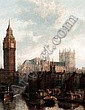JOHN MACVICAR ANDERSON, 1835-1915 WESTMINSTER 81 x 66cm.; 32 x 26in. indistinctly signed and dated oil on canvas, John MacVicar  Anderson, Click for value