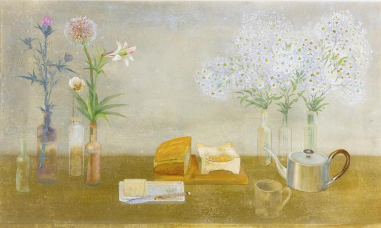 MORRIS GRAVES | Breakfast Table