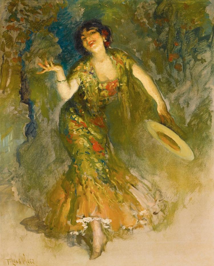 F. LUIS MORA | Spanish Dancer