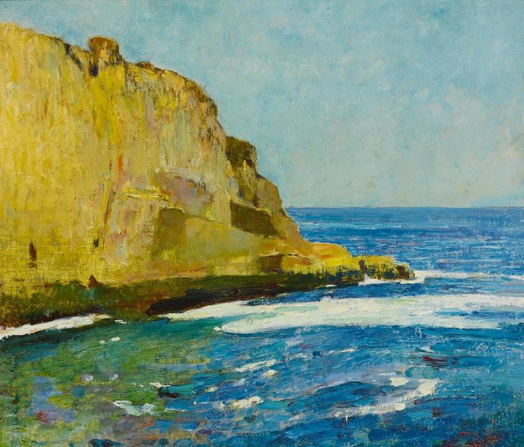 EMIL CARLSEN | Bald Head Cliff, York, Maine