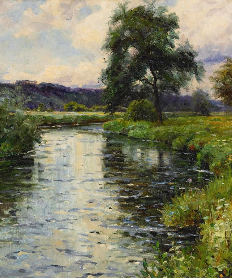 LOUIS ASTON KNIGHT | The Risle at le Riviere Thibouville