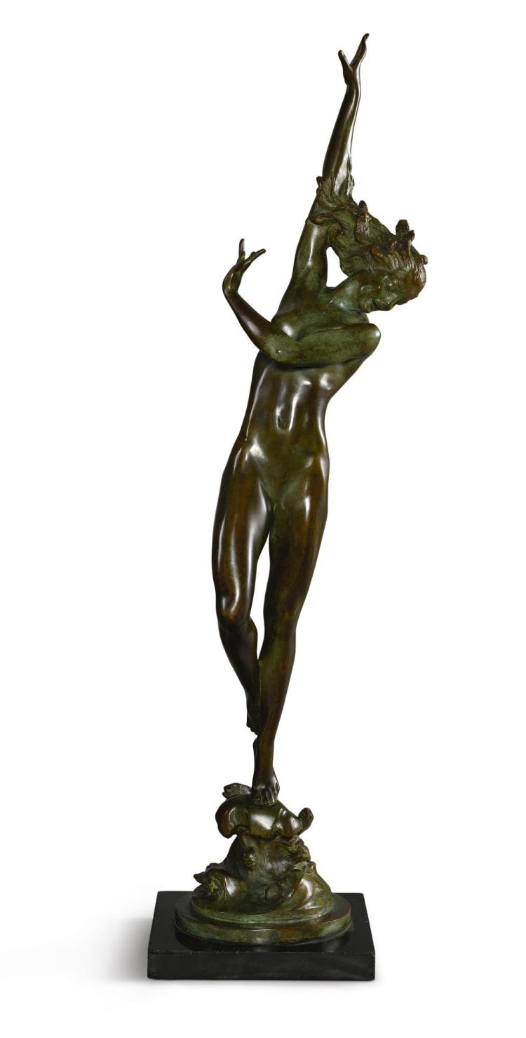 HARRIET WHITNEY FRISHMUTH | Crest of the Wave